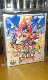Neo Geo Top Hunter JPN AES