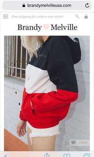 Brandy Melville Krissy Jacket