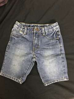 Short Jeans (5y) Padini