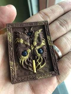 Kruba Krissana Butterfly Amulet Millionaire