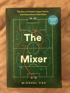 The Mixer by Michael Cox