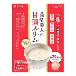 日本團購 - 大熱人氣Vegie菌活美人之美肌甘酒