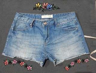 Denim Shorts 30