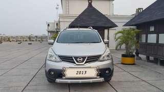 Nissan Livina Xgear 7 Seater 1.5 AT 2013