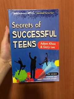 secrets of succesful teens