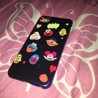 Case iphone holo kekinian 6 / 6s plus