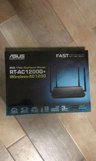 [BNIB] ASUS™ RT-AC1200+ Wireless Router