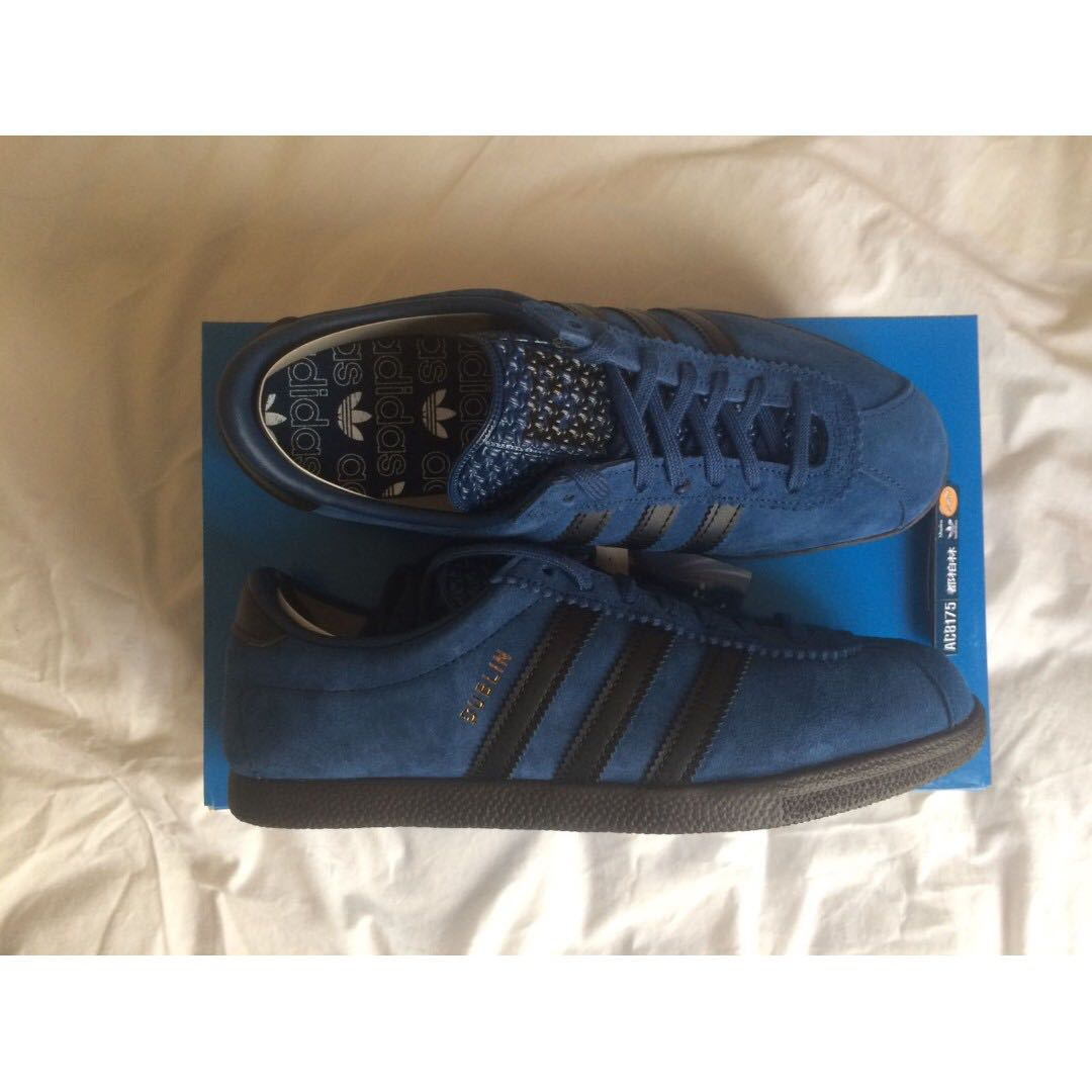 quality design e9468 64503 adidas originals dublin taiwan size exclusive, Mens Fashion, Footwear,  Sneakers on Carousell