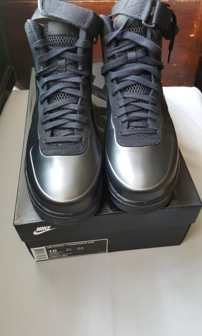 a2c6c116eca AIR FORCE 1 FOAMPOSITE CUP (Brand New) Sz 9 PRICE REDUCED )