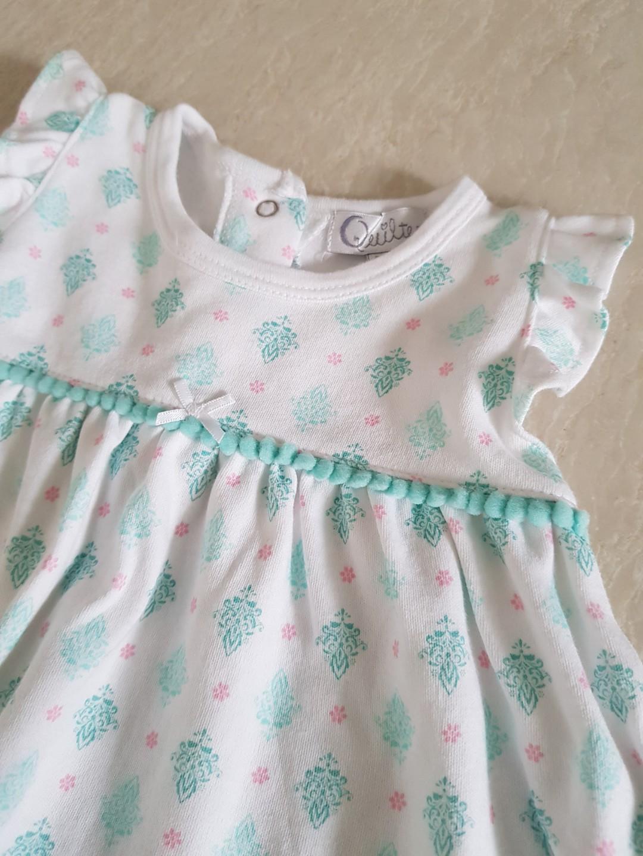 d05e95a71aec BN 0-3months Baby Girl Dress