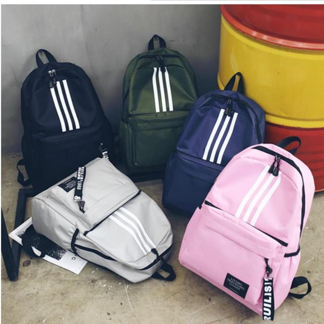 Canvas Bag  School Bag 83ba73c8c6056