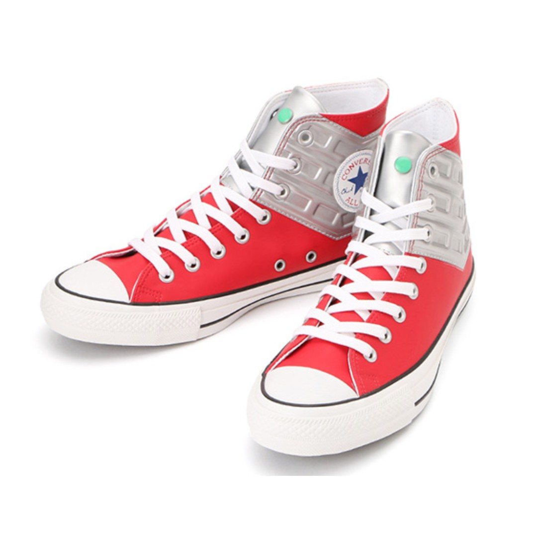 Converse Ultraseven (Ultraman) Limited Edition Shoes US 7.5 c03ce3be8