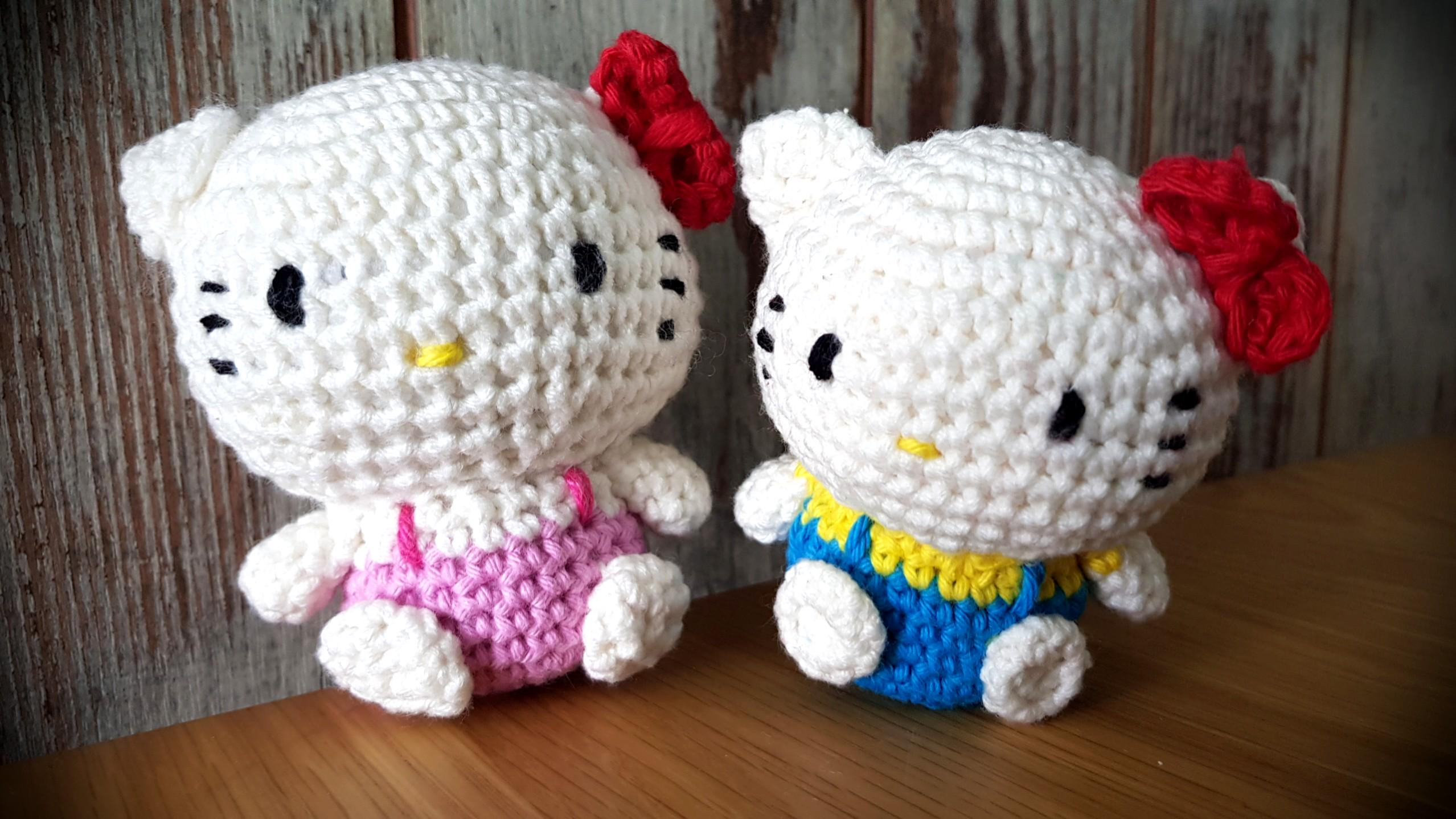 Hellø Kitty Crochet. // JUST...2...CUTE!!! =) A | Hello kitty ... | 1438x2557