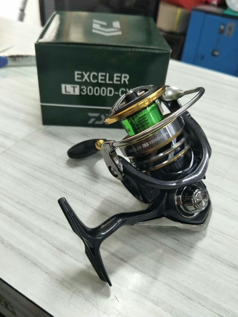 8d87a1a21a4 DAIWA 17′ EXCELER LT SPINNING REEL, Sports, Other on Carousell