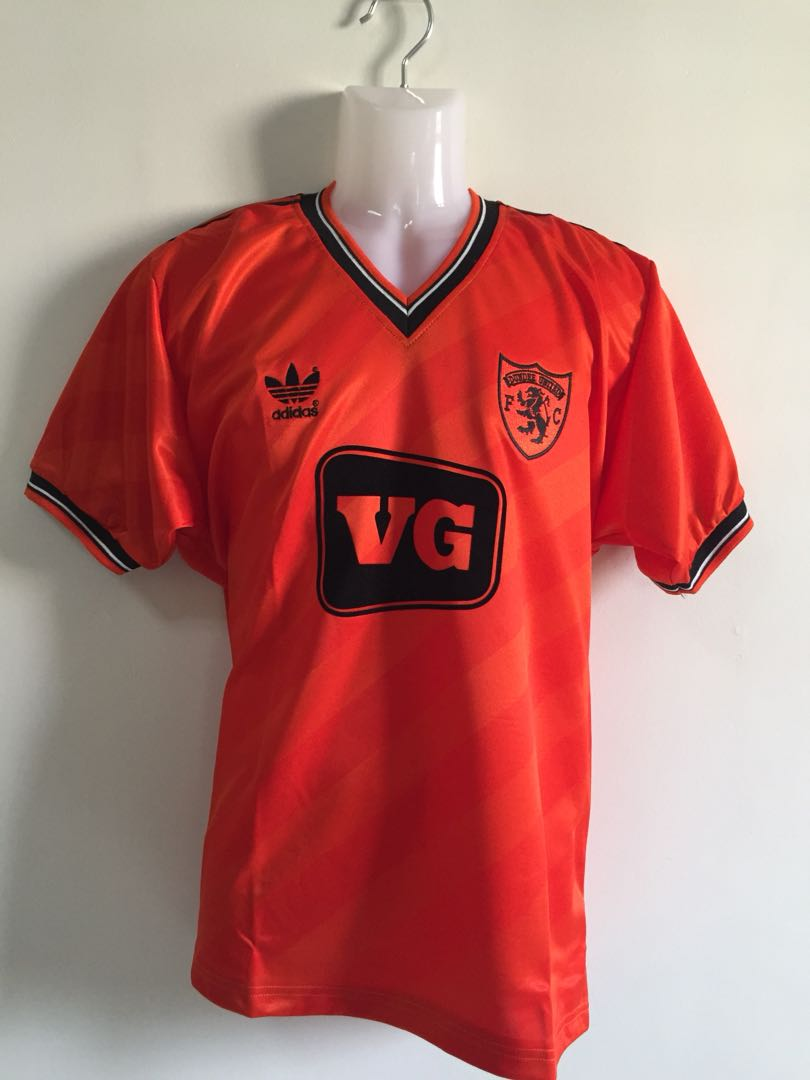 Dundee United 1986-1987 Home