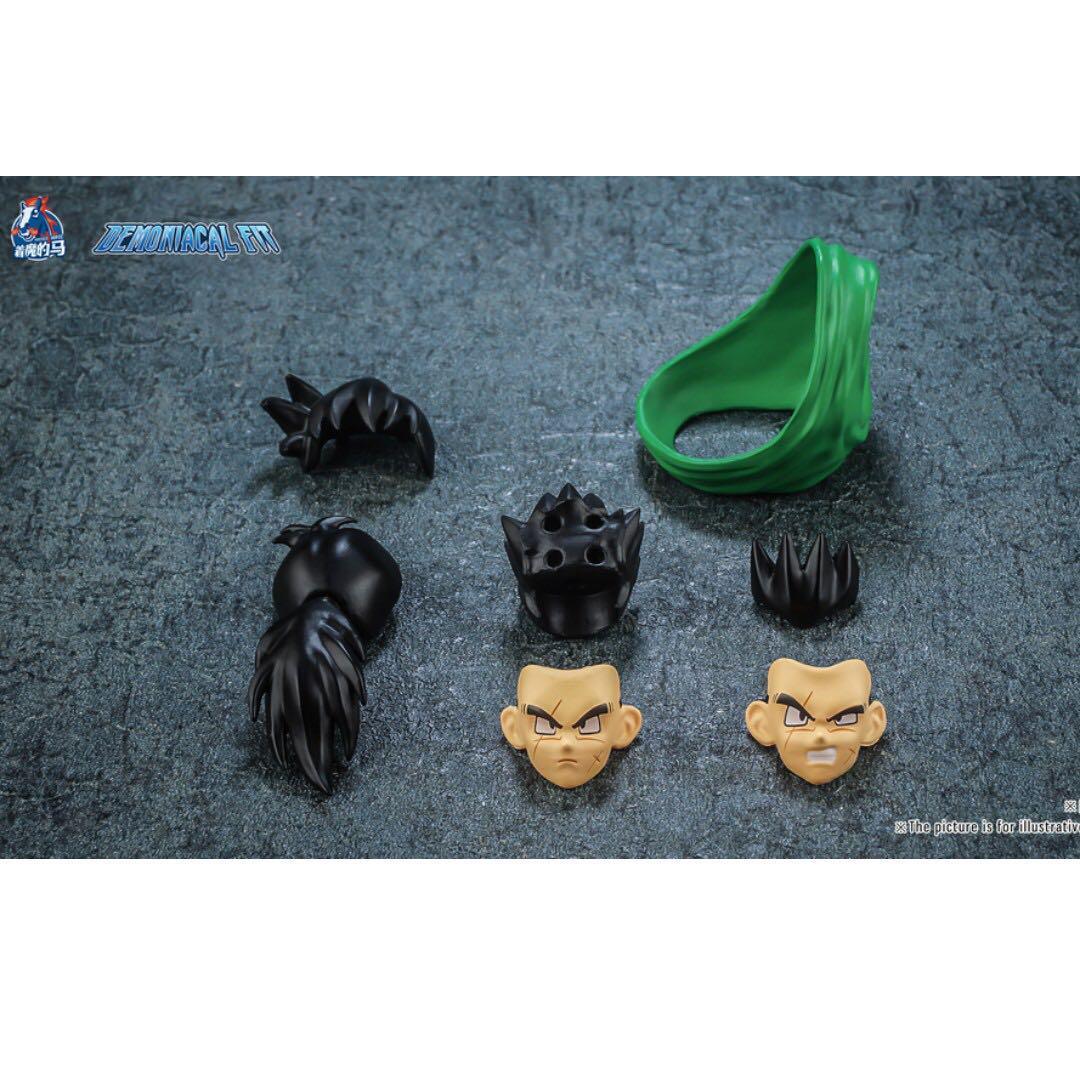 Demoniacal Fit Dragon ball SHF Tenshinhan /& Yamcha upgrade kit,In stock