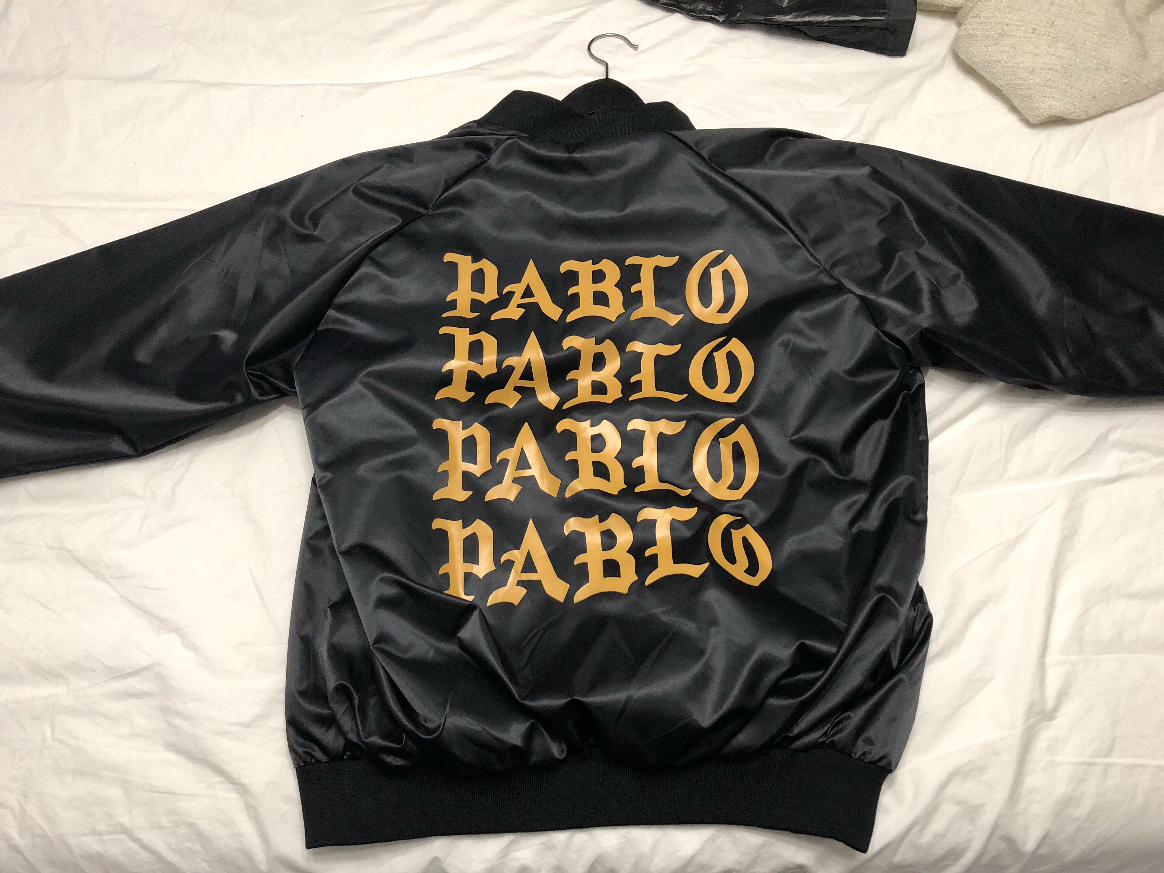 KANYE WEST SAINT PABLO TOUR JACKET