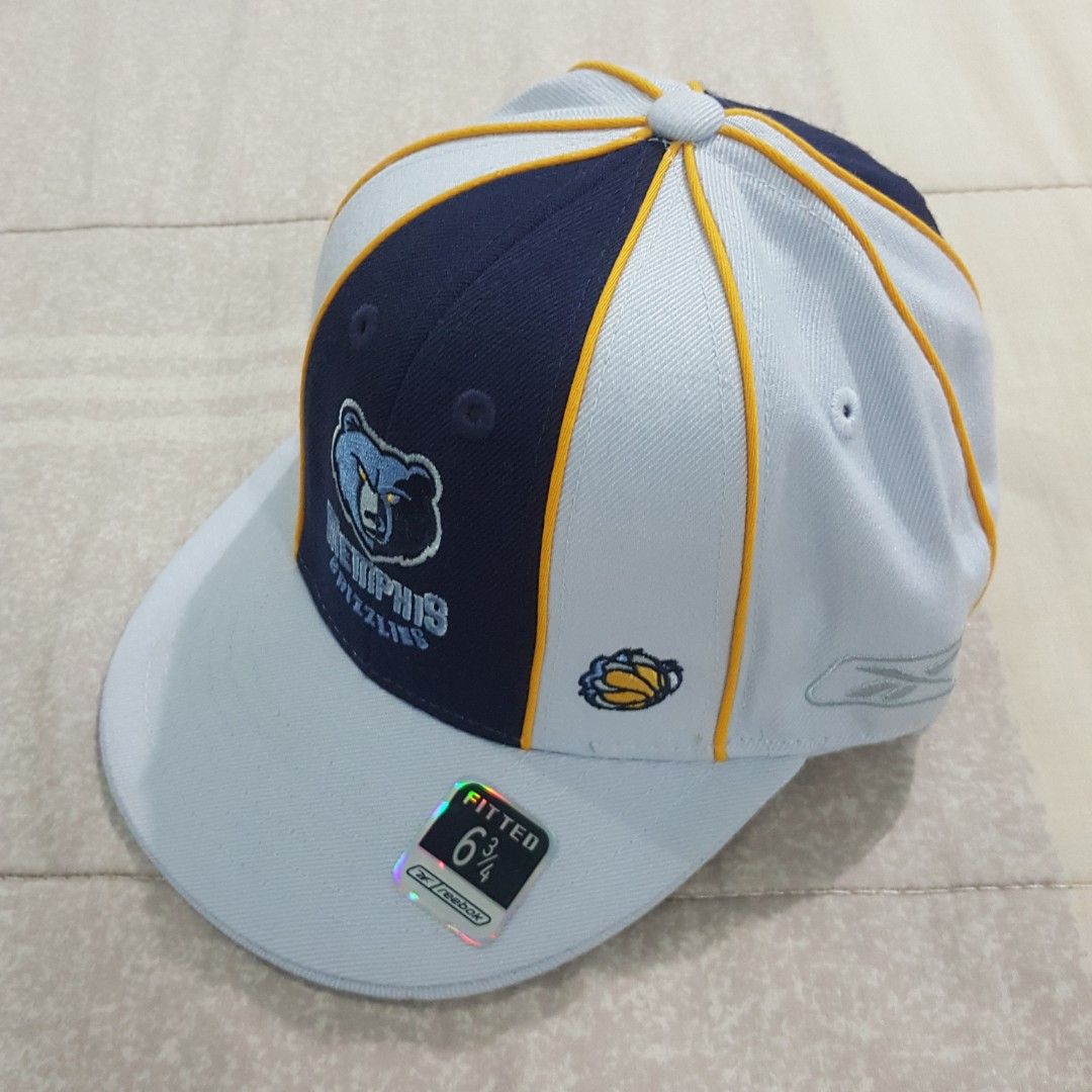 b009e18bf33 Legit Brand New Without Tags Reebok NBA Memphis Grizzlies Cap Hat 6 ...