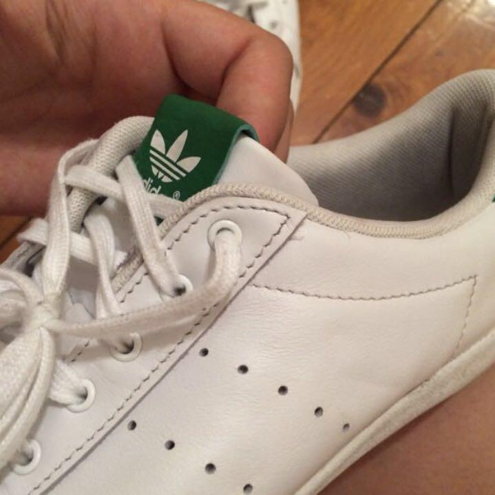 Miss Stan Smiths Adidas shoes