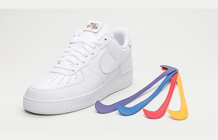 Nike Air Force One Swoosh Pack, Men's