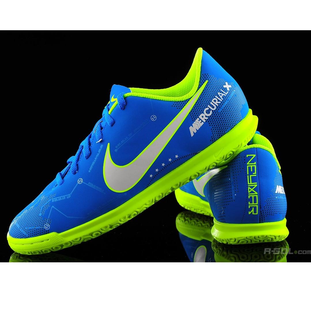 Sueño bomba sección  Nike Junior MercurialX Vortex III NJR IC, Men's Fashion, Footwear on  Carousell