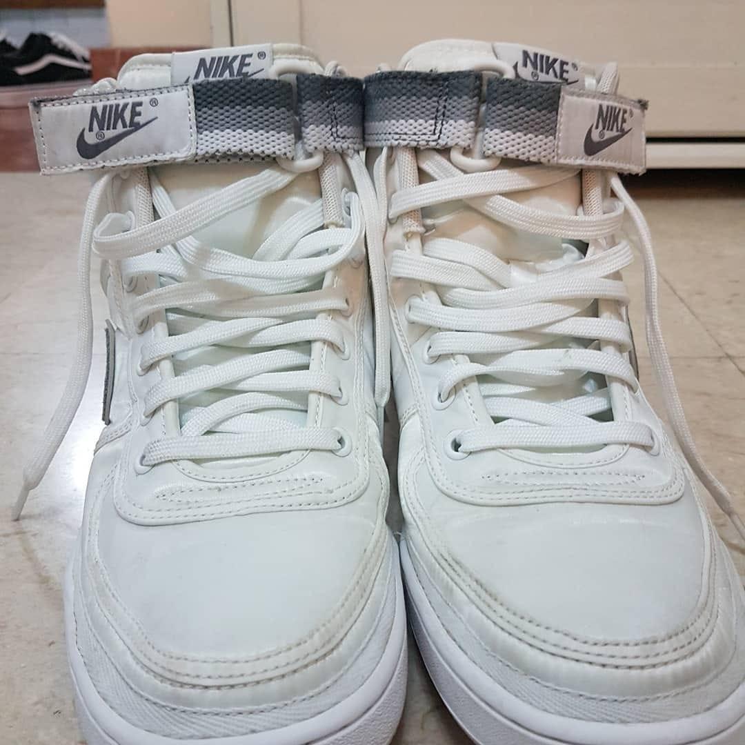 Nike vandal high supreme white, Men's