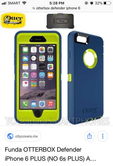 Otterbox Defender case iPhone 6/6s on Carousell
