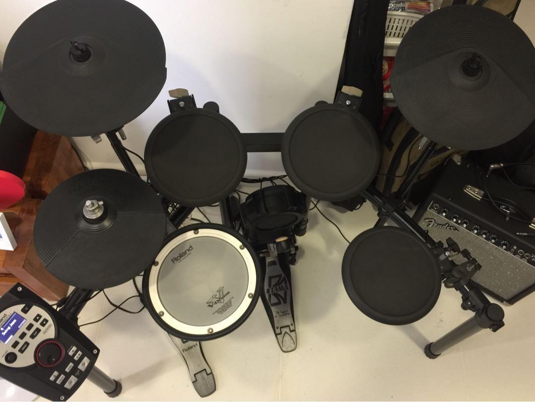 Price Drop: Roland TD-11K Electronic Drum Kit