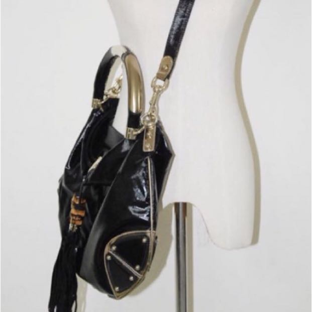 975c535b2b0 PRICE REDUCED!!!! AUTHENTIC GUCCI INDY HOBO TASSEL SLING SHOULDER ...
