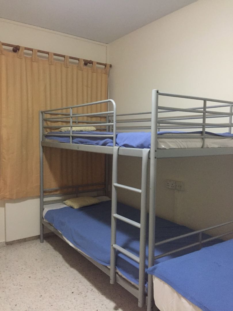 Relocation Sale Used Bunk Beds Pull Out Bed Furniture Beds Mattresses On Carousell