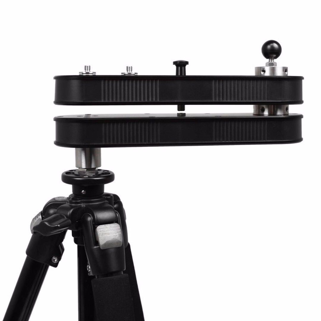 Ripo Portable Camera Slider Stabilizer For Gopro Dslr Smartphone Kamera Mirrorless Cameras Photography On Carousell