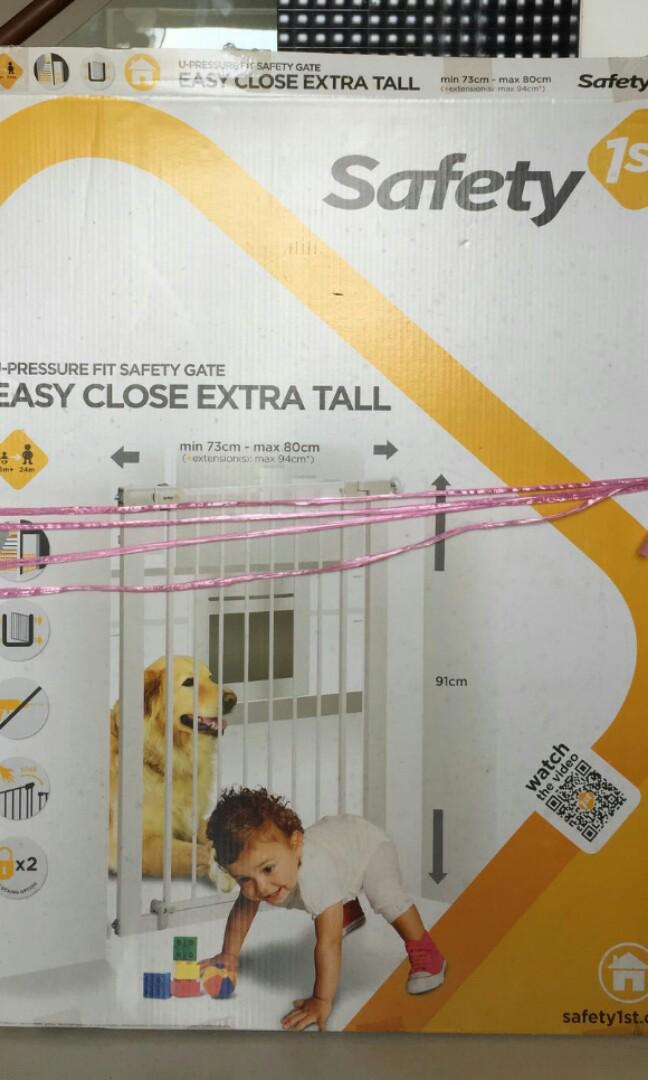 Safety Gate for Baby / toddler or Pet