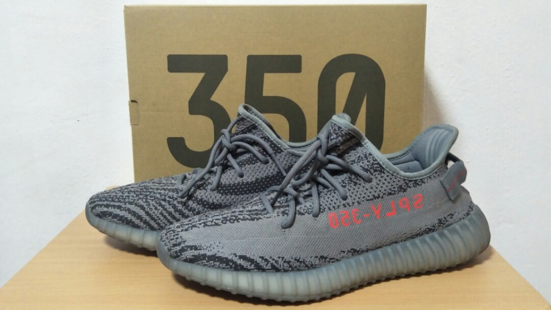 c7b93612d6259 StockX Adidas Yeezy Boost 350 V2 Beluga 2.0 by Kanye West (Used ...