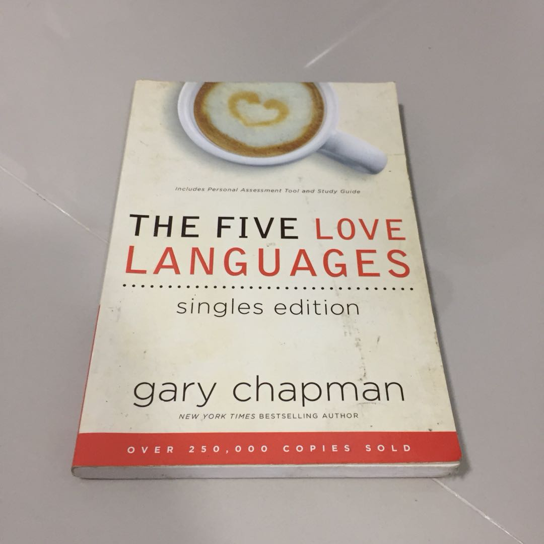 love languages for singles