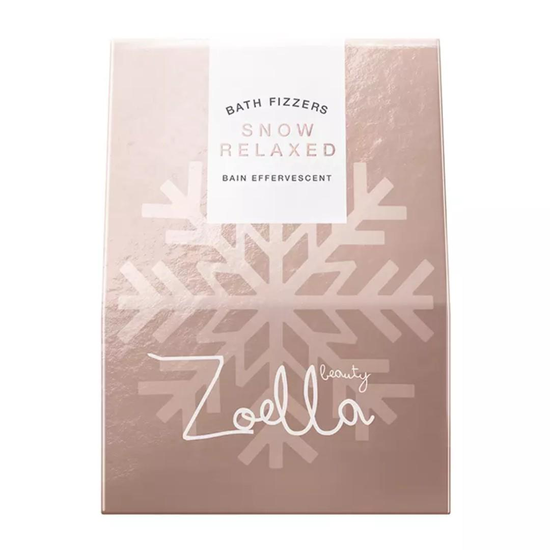 Zoella Beauty Snowella Relaxed Bath Fizzers