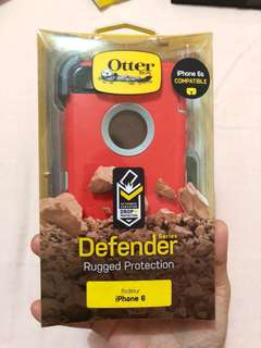 ORIG OTTERBOX DEFENDER SERIES FOR IPHONE 6/6s