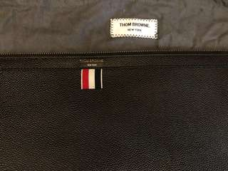 Thom browne Clutch back