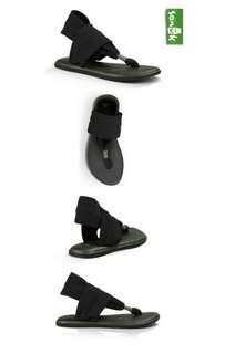 🚚 Sanuk瑜珈墊涼鞋