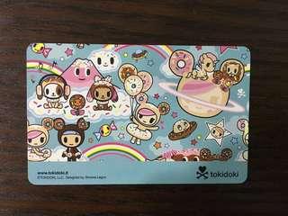 Tokidoki EZ link card