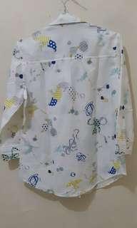 White Shirt Pattern