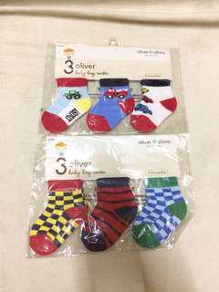 Baby Socks 3M