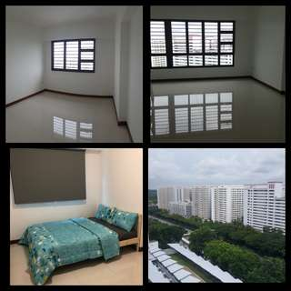 121B Punggol Masterbed room/Common room for rent!