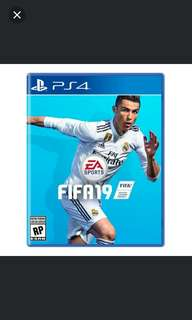 (Standard) Fifa 19(28/09/18)(Switch/PS4/PS3/XBOX One/XBOX360) $72 Estimated