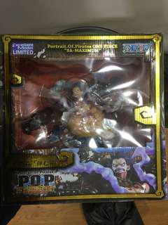 One Piece Gear fourth Luffy