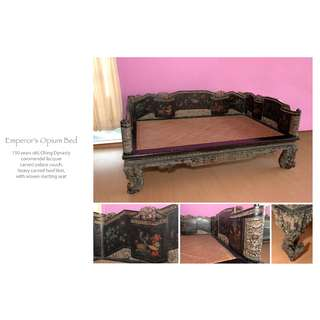 Emperor Bed for SALE!