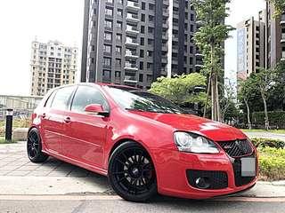 2008式VW GTI 2.0T 主管自用車出售 全車品原版件 里程保證
