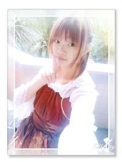 🚚 哥德(特)蘿莉塔英倫風復古印花裙[cosplay自創]二手