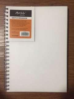 Ringed Sketchbook