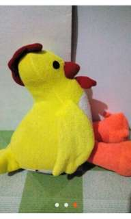 Chicken Stuffed Toy