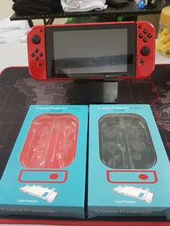 Nintendo Switch Crystal Case